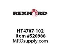 REXNORD HT4707-102 HT4707-102 143138