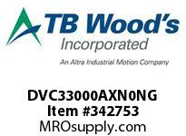 TBWOODS DVC33000AXN0NG INV DVC IP00 380V 300HP