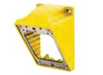 Hubbell Wiring Devices HBL60CM55 WATERTIGHT ANG ADAPTER, YELLOW