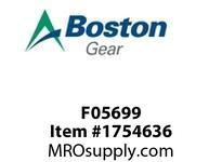Boston Gear F05699 N006-1 NLS 6A-1 CLUTCH ASSY. W/SHOES