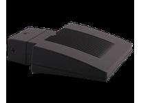 RAB WPLED26N LPACK WALLPACK 26W NEUTRAL LED W/BACKPLATE & JUNC BOX BRONZE