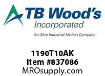TBWOODS 1190T10AK 1190H ACCY KIT G-FLEX CPLG
