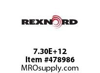 REXNORD 156897 7300415380505 4 HCB 38MM BORE K5 INTFT