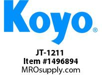 Koyo Bearing JT-1211 NEEDLE ROLLER BEARING DRAWN CUP CAGED BEARING