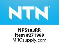 NTN NPS103RR INSERT BRG(STANDARD)