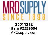 MRO 26011212 M-BR-T-THR1&2 1-1/16-12 THR3 3/4