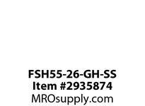 FSH55-26-GH-SS