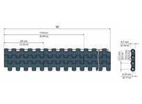 System Plast AA2500734 NGE2120FT-M0170 MPB-METRIC