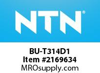NTN BU-T314D1 Cast Housing