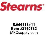 STEARNS 596640933004 KIT-#4 IM COIL-230/460-4 154578