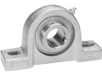 IPTCI Bearing SUCNPP204-12 BORE DIAMETER: 3/4 INCH HOUSING: PILLOW BLOCK HOUSING MATERIAL: NICKEL PLATED