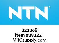 NTN 22336B LARGE SIZE SPHERICAL ROLLER BR