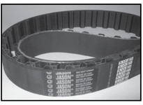Jason 165L037 TIMING BELT