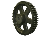 C16128 Spur Gear 14 1/2 Degree Cast Iron