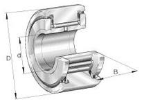 INA NATR17PP Yoke type track roller