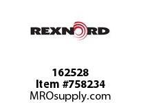 REXNORD 162528 RF3007WB*311 ST WB EV4 40LK PIN W/C/L