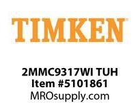 TIMKEN 2MMC9317WI TUH Ball P4S Super Precision