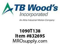 TBWOODS 1090T138 1090TX1-3/8 G-FLEX HUB
