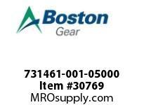 "BOSTON 40880 731461-001-05000 ROTOR 2002-2 0.5000"""