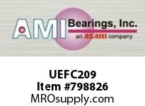AMI UEFC209 45MM WIDE ACCU-LOC PILOTED FLANGE C BALL BEARING