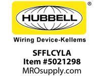 HBL_WDK SFFLCYLA FIBER SNAP-FITFLSHLC DUPLXYLP-BZLA