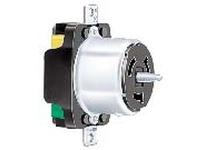 HBL-WDK CS6369L LKG RCPT 50A 125/250V 3P4W LC