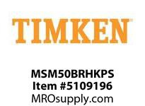 TIMKEN MSM50BRHKPS Split CRB Housed Unit Assembly