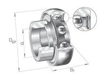 INA RALE20NPPB Radial insert ball bearing