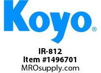 Koyo Bearing IR-812 NEEDLE ROLLER BEARING SOLID RACE INNER RING