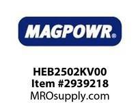 MagPowr HEB2502KV00 HEB-250 PNEUMATIC BRAKE