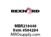 MBR210440 FLANGE CARTRIDGE BLK W/ND 6893182