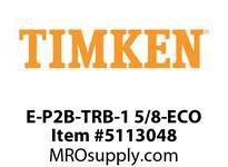 E-P2B-TRB-1 5/8-ECO