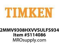 TIMKEN 2MMV9308HXVVSULFS934 Ball High Speed Super Precision