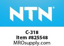 NTN C-318 CAST COVERS