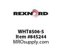 REXNORD WHT8506-5 WHT8506-5 WHT8506 5 INCH WIDE MATTOP CHAIN WI