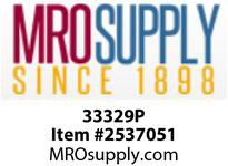 MRO 33329P 5/8 BARB X 1 MIP PP ELBOW (Package of 4)