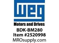 WEG BDK-BM280 BRAKE DISC KIT FOR 280 Motores