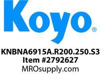 Koyo Bearing NA6915A.R200.250.S3 NEEDLE ROLLER BEARING