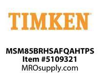 TIMKEN MSM85BRHSAFQAHTPS Split CRB Housed Unit Assembly