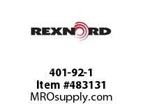 REXNORD 6190143 401-92-1 SEG SPKT SX150-12T 24-3/4