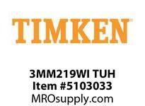 TIMKEN 3MM219WI TUH Ball P4S Super Precision
