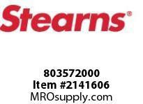 STEARNS 803572000 BRK-SHFT-1.38 DFOR R-781 8036157