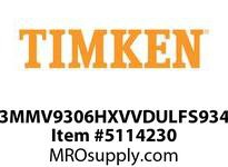 TIMKEN 3MMV9306HXVVDULFS934 Ball High Speed Super Precision