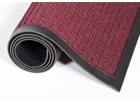 "Crown SS R046BU 250 - Super-Soaker Rubber Edging 45"" x 68"" (4 x 6) Burgundy"