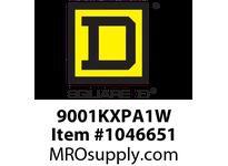 SquareD 9001KXPA1W PILOT LIGHT 120VAC 30MM TYPE KX +OPTIONS 9001KXPA1W PILOT LIGHT 120VAC 30MM TYPE KX +OPTIONS