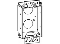 Orbit GESB-1 1-G GANGABLE SWITCH BOX 1-1/12^ DEEP