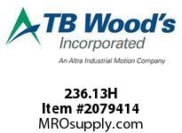 TBWOODS 236.13H OLDHAM DISC 13