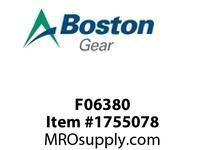 Boston Gear F06380 SK2-1/458KS-SG SKX2 1/4 5/8 KW SG BUSHING