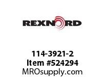 REXNORD 114-3921-2 KU5700-41T 1^ KWSS NR 142642