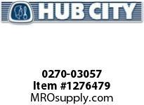 HubCity 0270-03057 RM2S-5.000---56C